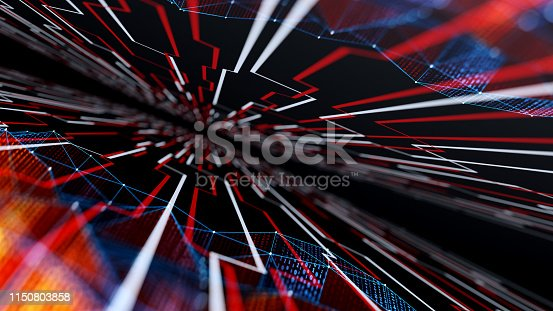 870658190 istock photo Big data abstract digital concept 1150803858