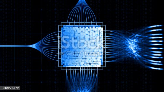 870658190 istock photo Big data abstract digital concept 918276772