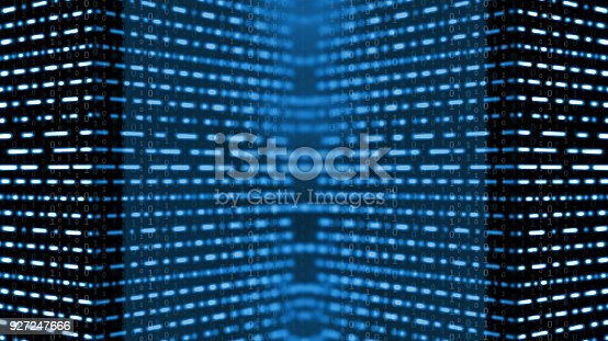istock Big data abstract digital concept 927247666