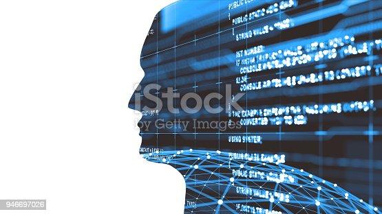 istock Big data abstract digital concept 946697026