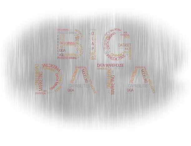 big data, grey – zdjęcie