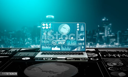 850852928istockphoto Big Data Technology for Business Finance Concept. 1173730529