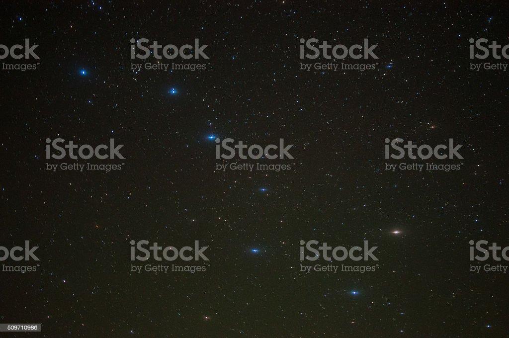 Big Dipper stock photo