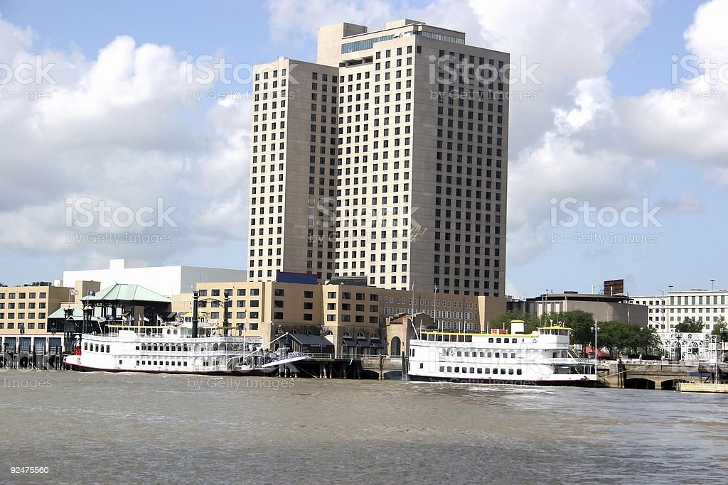 Big Easy 1 royalty-free stock photo