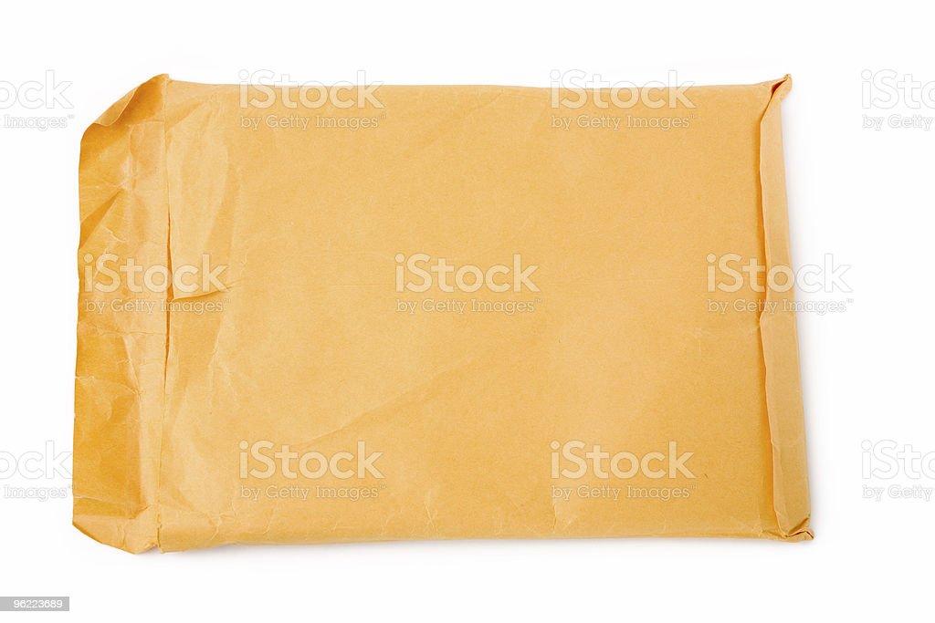 big envelope royalty-free stock photo