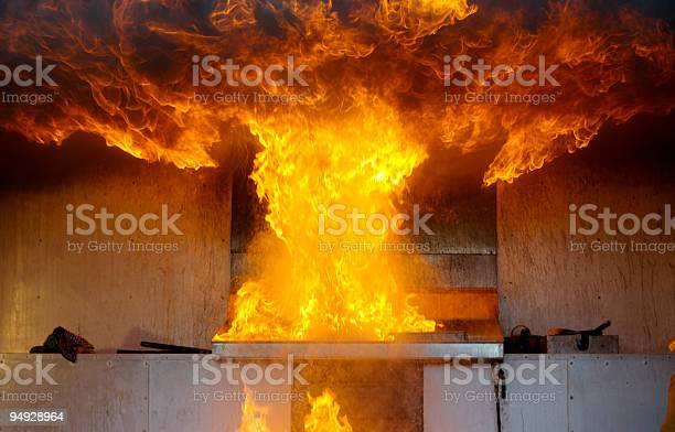 Big Explosion Stock Photo - Download Image Now