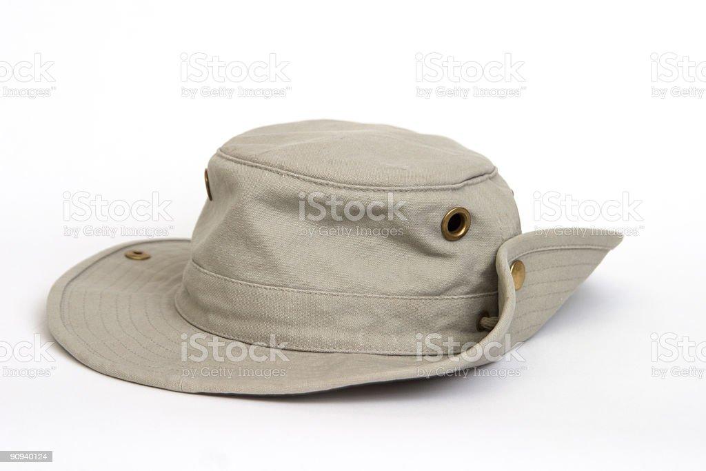 Big Floppy Hat 2 stock photo