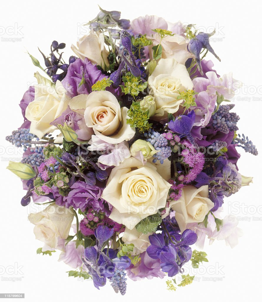 Big flower bouquet isolated on white stock photo more pictures of big flower bouquet isolated on white royalty free stock photo izmirmasajfo