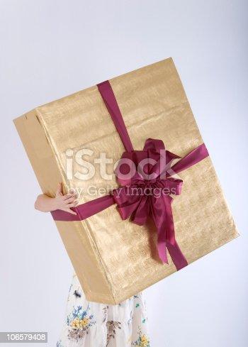 istock Big Gift Box 106579408