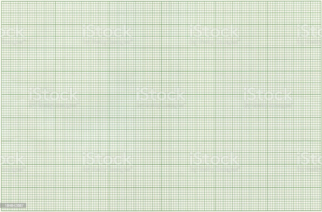 big graph paper royalty-free stock photo