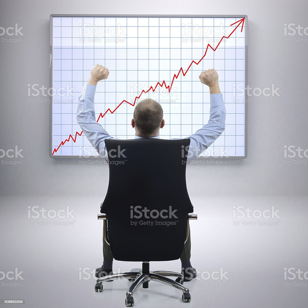 Big growth stock photo