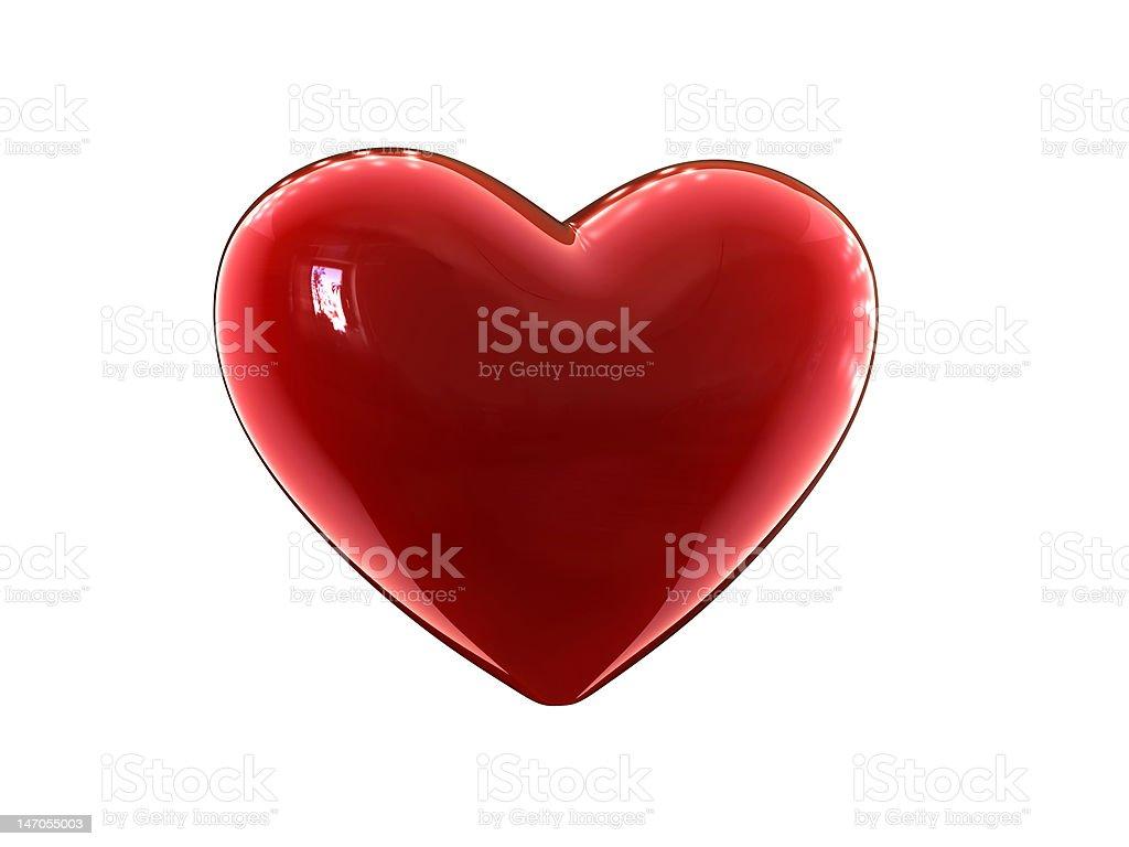 Big Heart, royalty-free stock photo