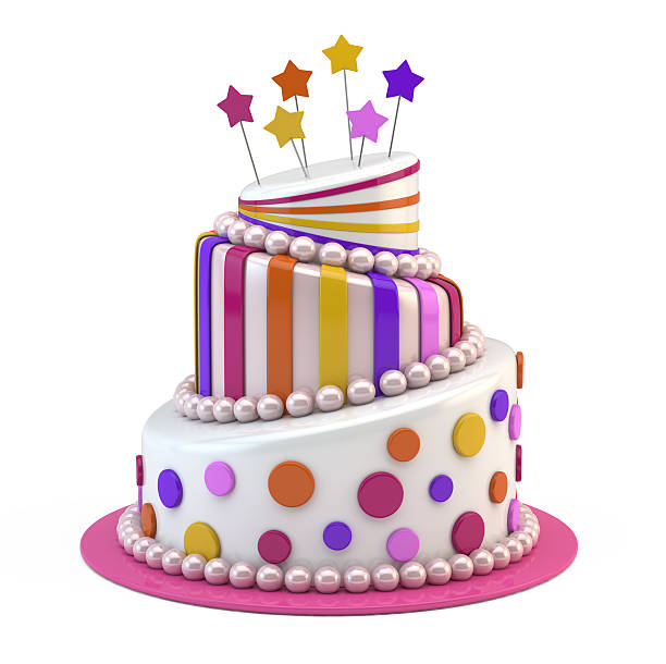 Awesome Giant Birthday Cake Stock Photos Pictures Royalty Free Images Personalised Birthday Cards Veneteletsinfo