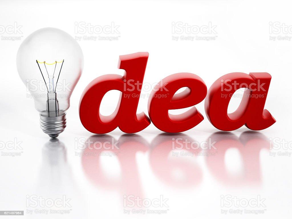 idea grande  foto stock royalty-free