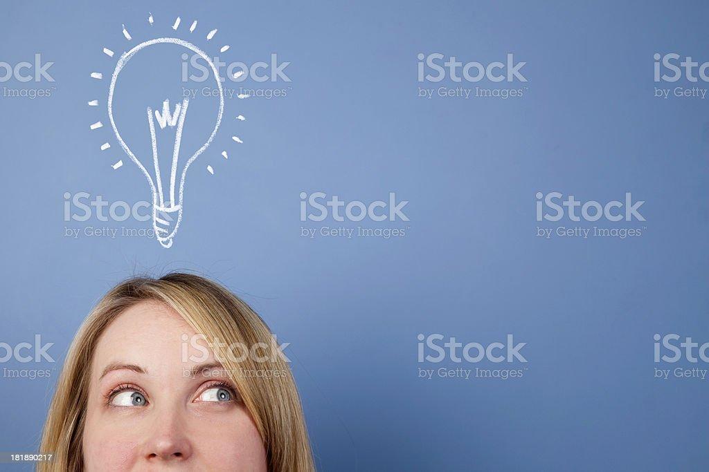Big ideas stock photo