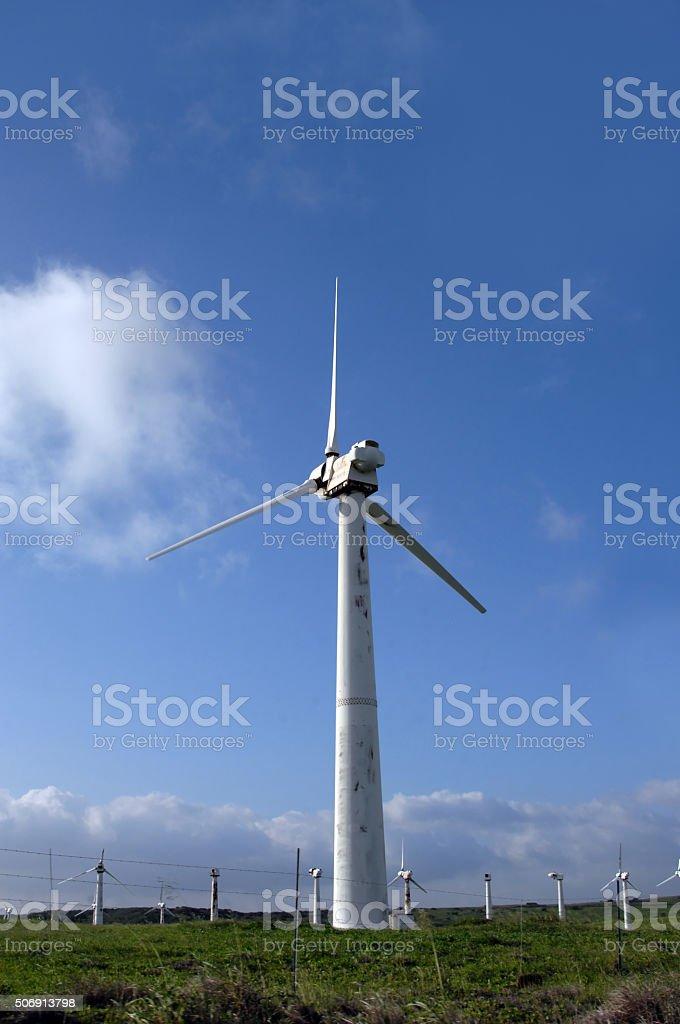 Big Island Power stock photo