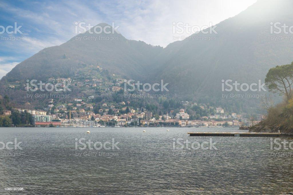 Laveno is a small town located on Lake Maggiore, also known as...