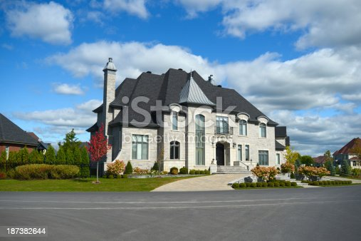 450754061 istock photo Big Luxury House 187382644