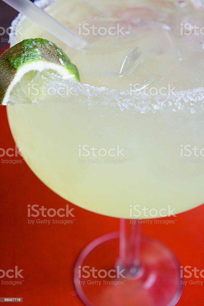 Big Margarita royaltyfri bildbanksbilder
