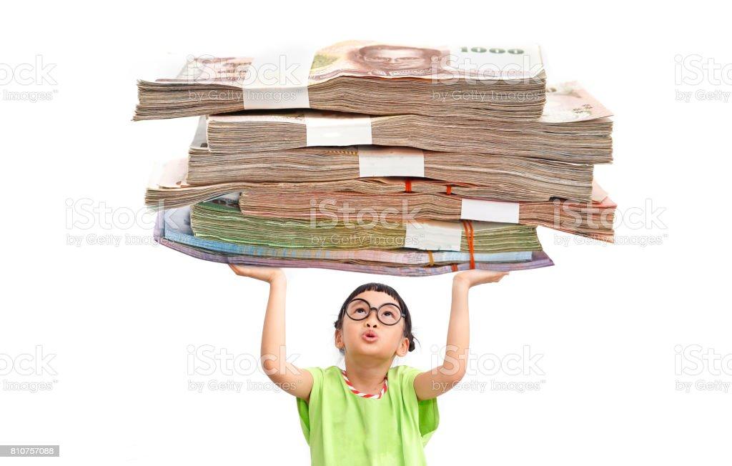 big money stock photo
