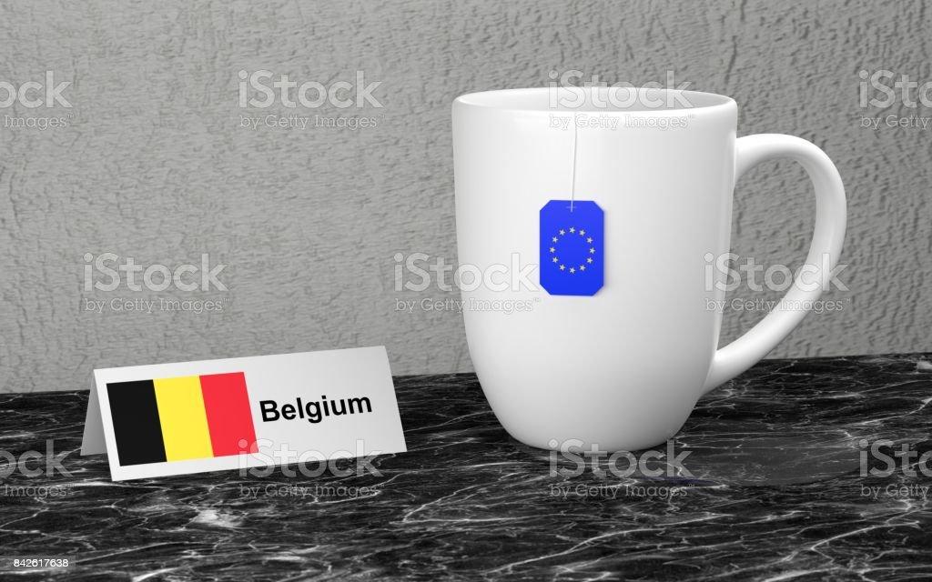 Grande tasse à thé - Photo