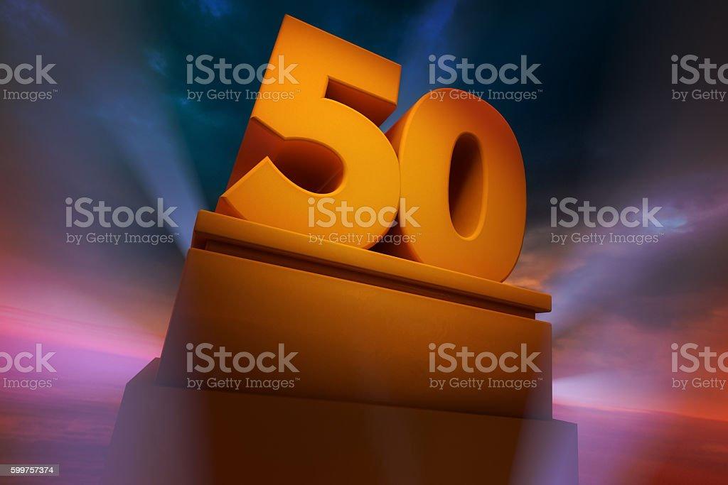 Big Number Fifty – Foto