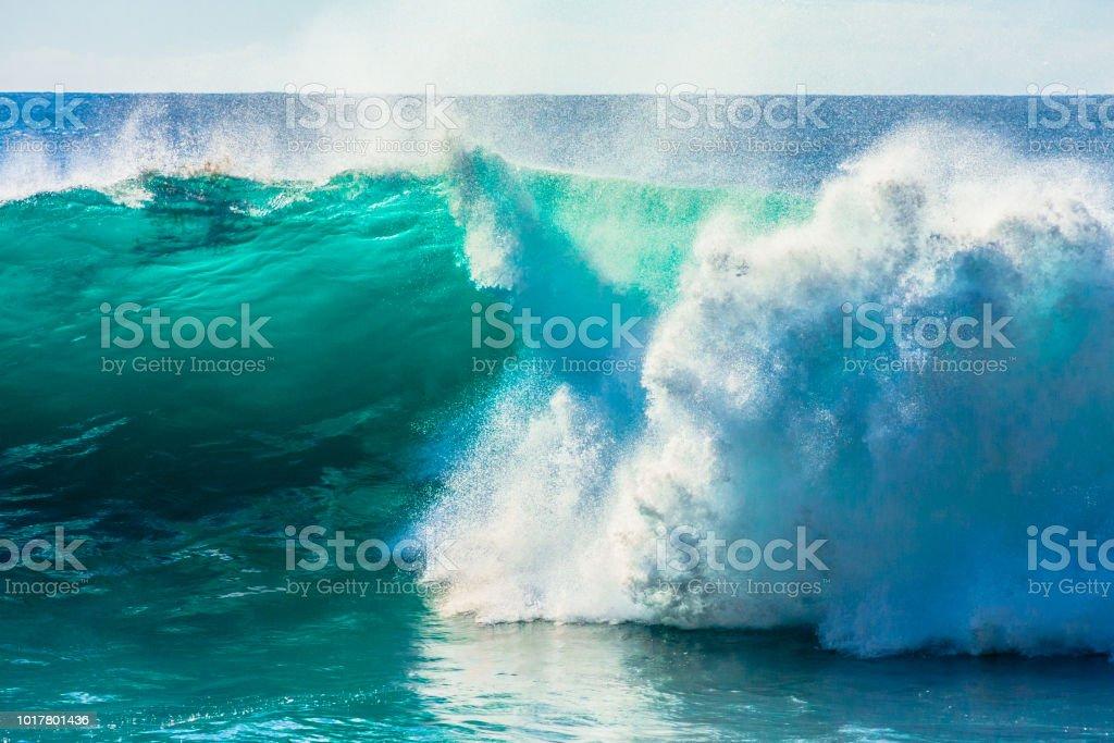 Große Wellen – Foto