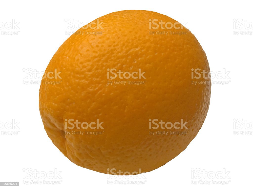 Big Orange stock photo