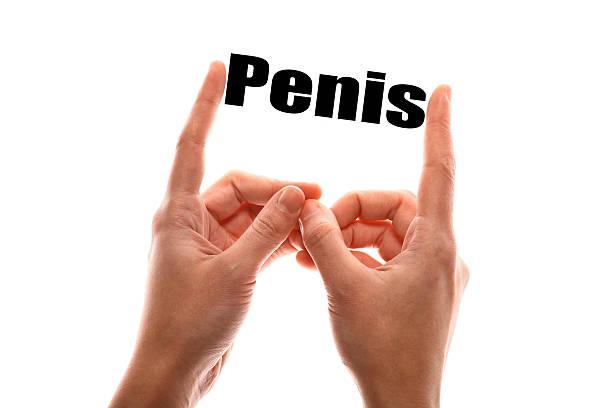 big penis - fotoformate stock-fotos und bilder