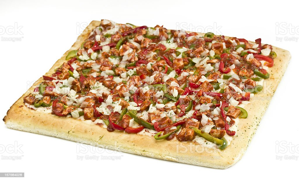 Big Pizza stock photo
