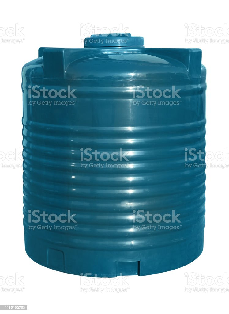 Big Plastic Barrel For Water Stock Photo Download Image Now Istock