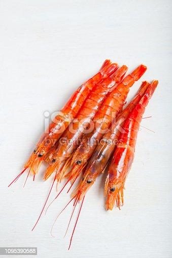 Big prawns