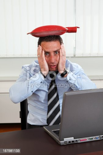 833210686 istock photo Big problem 157581133