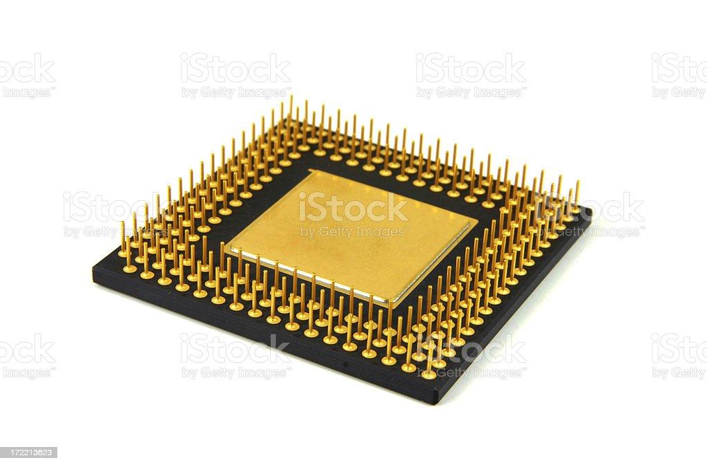 Big Processor stock photo
