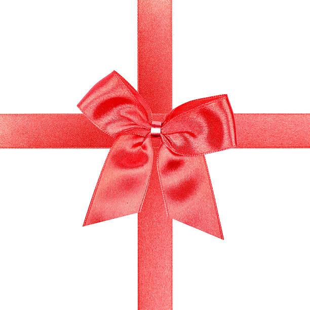 Big red Geschenk-Schleife – Foto