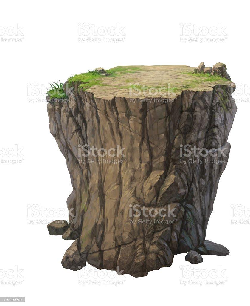 big rock  foto de stock libre de derechos