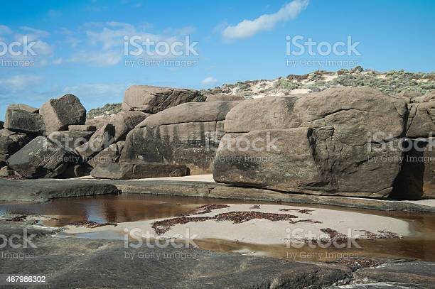 Photo of Big Rocks of Injidup Point