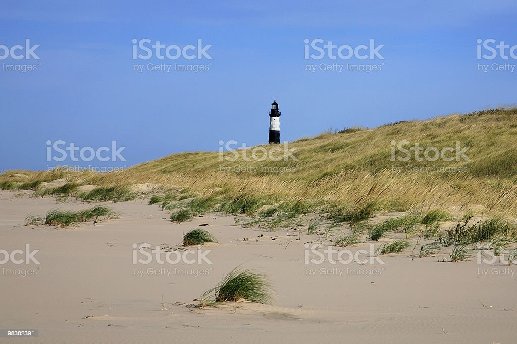 Big Sable Point Lighthouse royalty-free stock photo