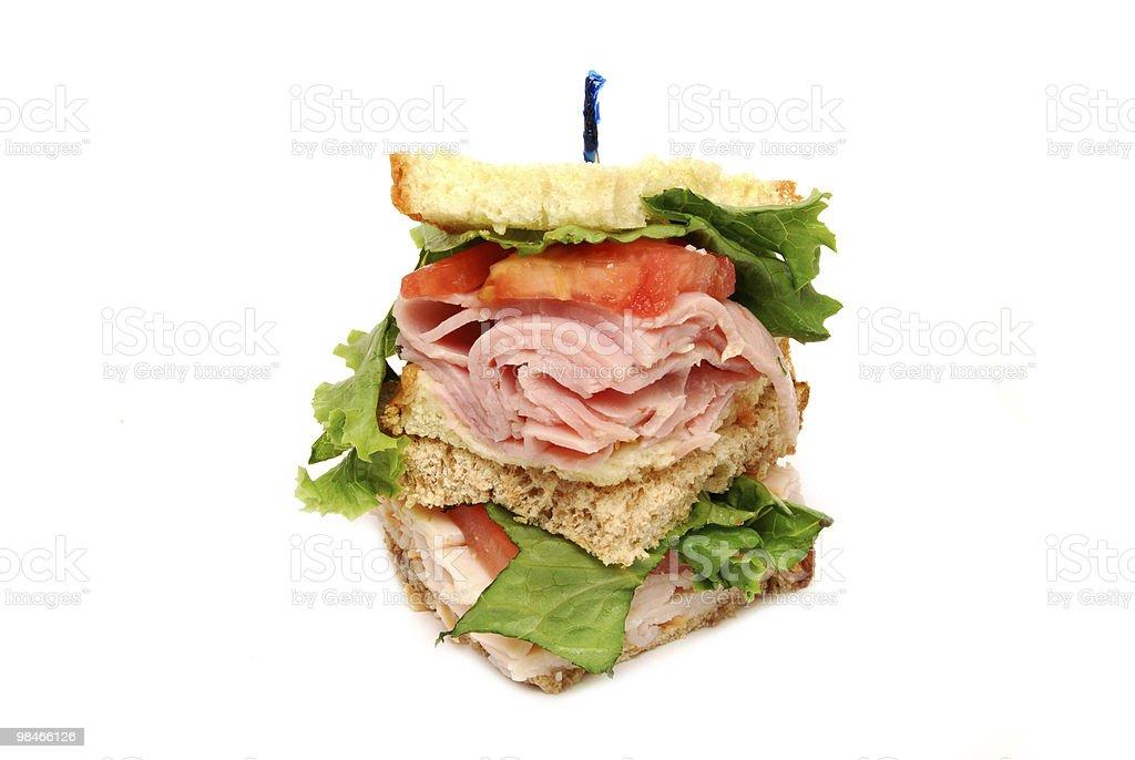 Big Sandwich royalty-free stock photo