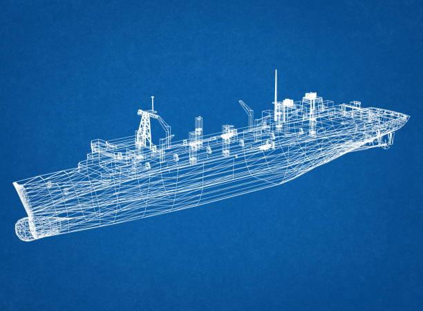 Big Ship Blaupause – Foto