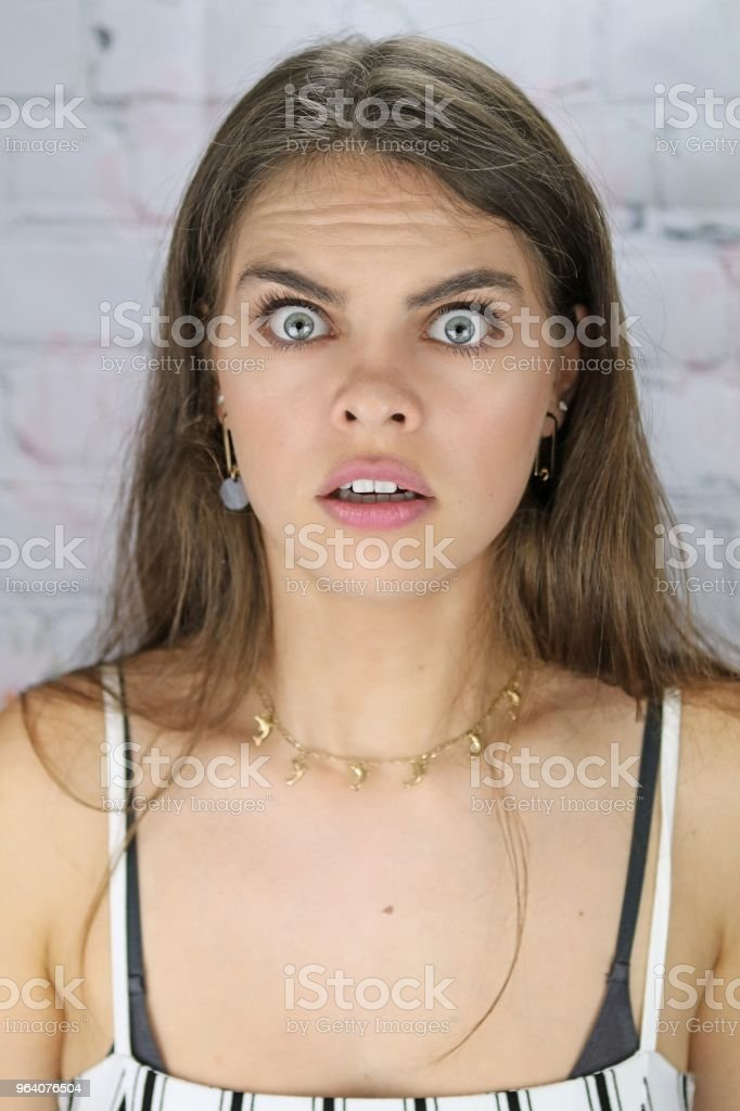 Big Shock - Royalty-free 20-24 Years Stock Photo