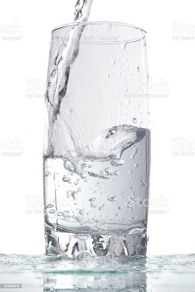 big shot drink royalty-free stock photo