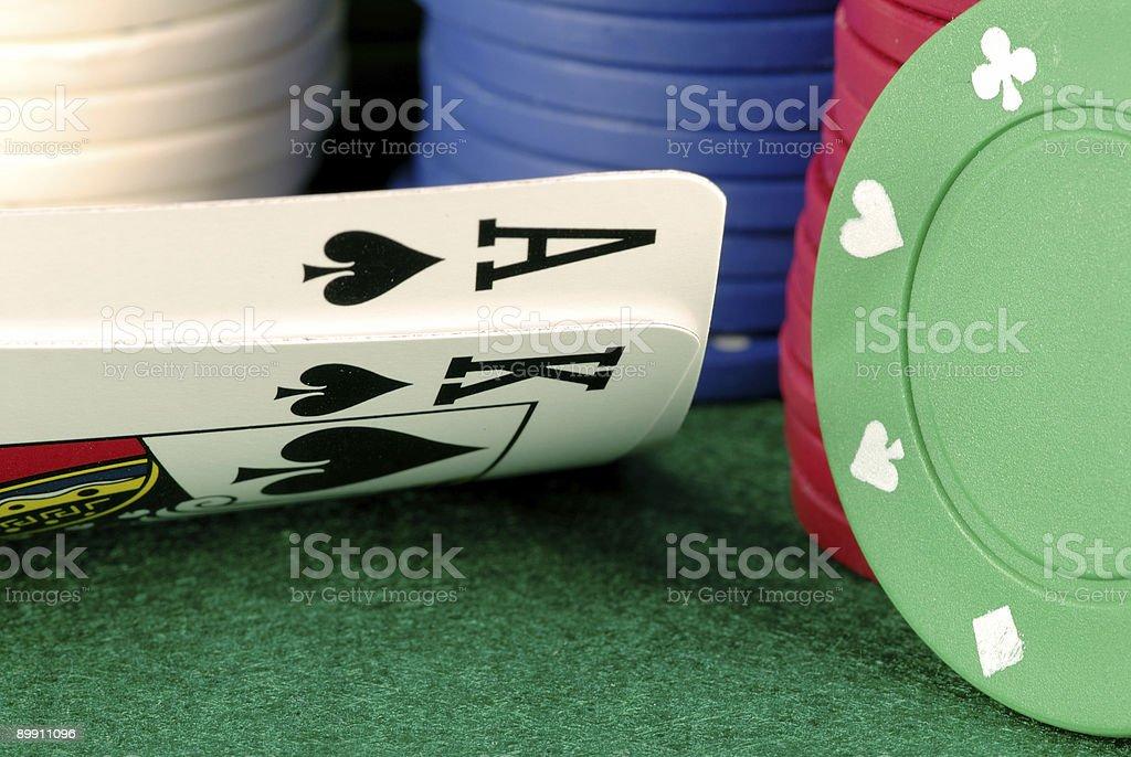 Большой гладкий-spades Стоковые фото Стоковая фотография