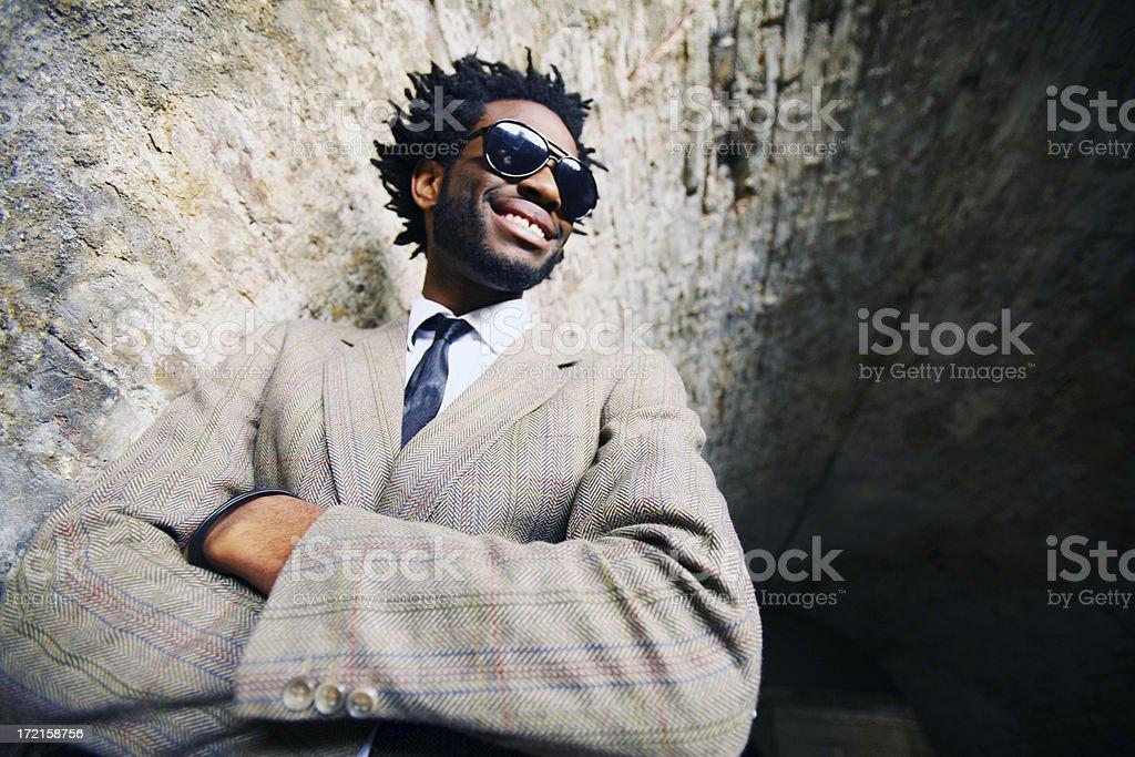 big smile royalty-free stock photo