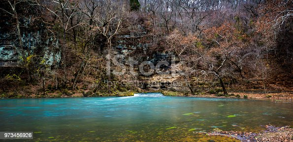 Big Springs, One the worlds largest Springs, Missouri USA