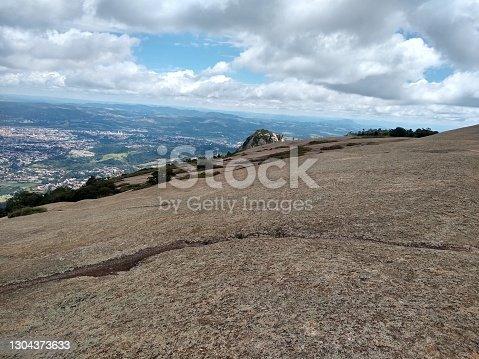 istock Big Stone (Pedra Grande Atibaia) - Atibaia, State of São Paulo, Brazil. 1304373633