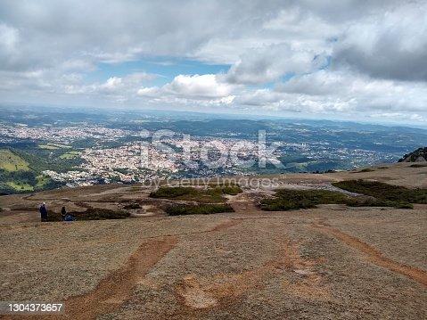 istock Big Stone (Pedra Grande Atibaia) - Atibaia, State of São Paulo, Brazil. 1304373657