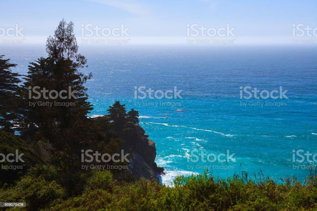 Big Sur, California - foto stock