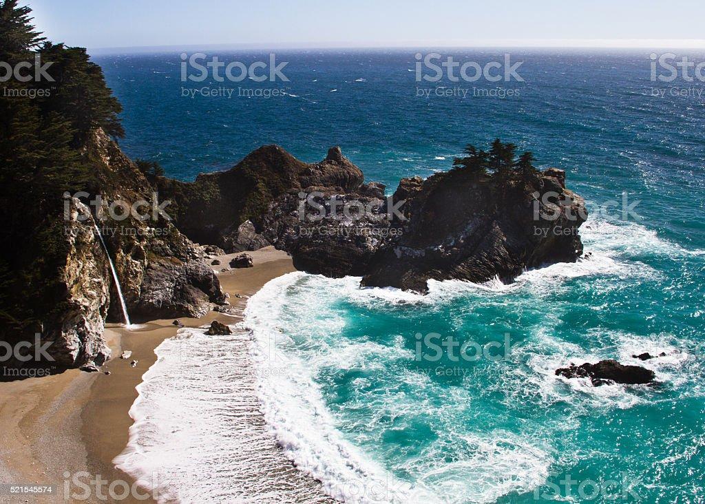Big Sur II stock photo
