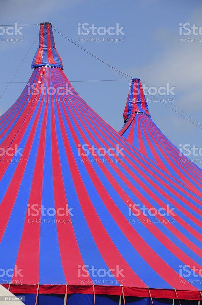 Big Top, Jersey. stock photo